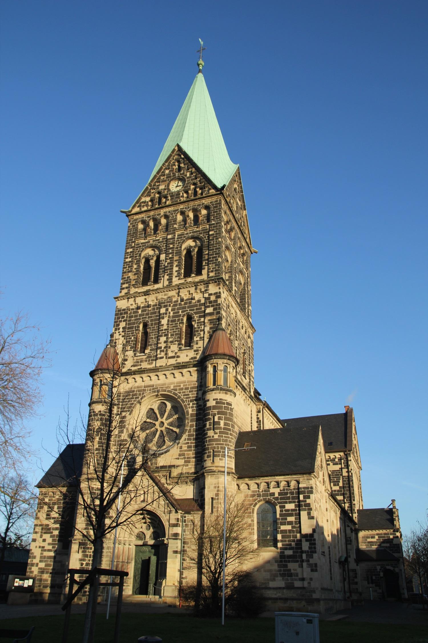 """2005: Neuer Name """"Förderverein der Kirchenmusik an St. Martinus und Johannes e.V"""""""