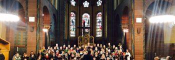 """2003: Unterstützung der Aufführung """"Die Schöpfung"""" von Haydn"""