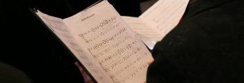 2015: Liturgische Chormusik mit anschließendem Chorkonzert